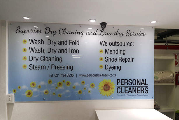 Personal Cleaners Sea Point Store